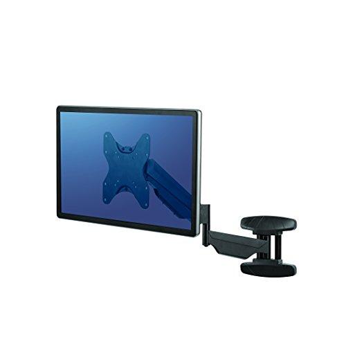 Fellowes 8043501 Monitor-muurbeugel voor beeldschermen, 106,7 cm (42 inch) zwart staal