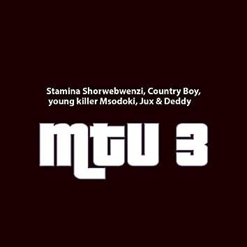 Mtu 3 (feat. Jux, Deddy)