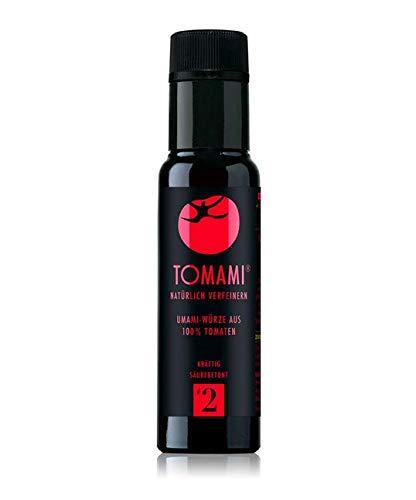 TOMAMI #2 (Tomate) - 90 ml | Würze | KRÄFTIG-SÄUREBETONT | umami, vegan, glutenfrei, laktosefrei, sojafrei
