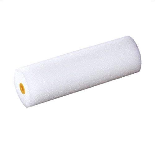Mini recambio rodillo espuma poro 0 Pack 2 ud. Recambio rodillo moltopren poro cero acabado muy fino (11 cm)