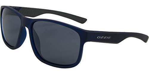 OZZIE sonnenbrille Sport polarisiert schwarz/grau (40:26 P1)