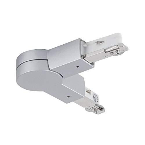 URail Gelenk-Verbinder max 1000W Chrom matt 230V Metall Chrom matt max. W 230V 969.64