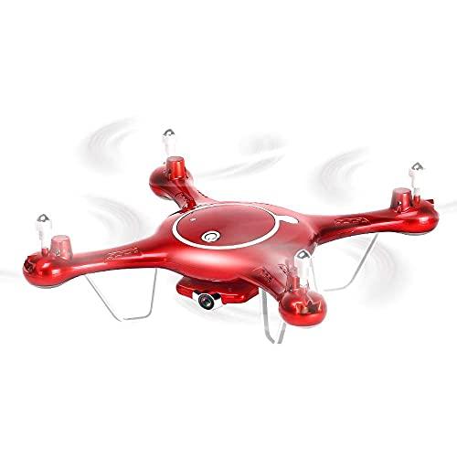 Drone Wifi FPV HD Camera, el mejor dron para principiantes con retención altitud, control voz, fotografía reconocimiento gestos, trayectoria vuelo, volteretas 3D, modo sin cabeza, operación una tecl
