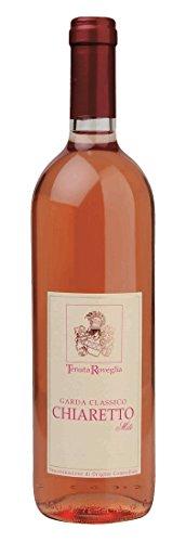 6x 0,75l - 2019er - Tenuta Roveglia - Miti - Chiaretto - Garda Classico D.O.C. - Lombardei - Italien - Rosé-Wein trocken