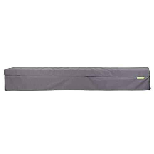 Outbag Bench D'extérieur Coussin, Anthracite, 220 x 25 cm