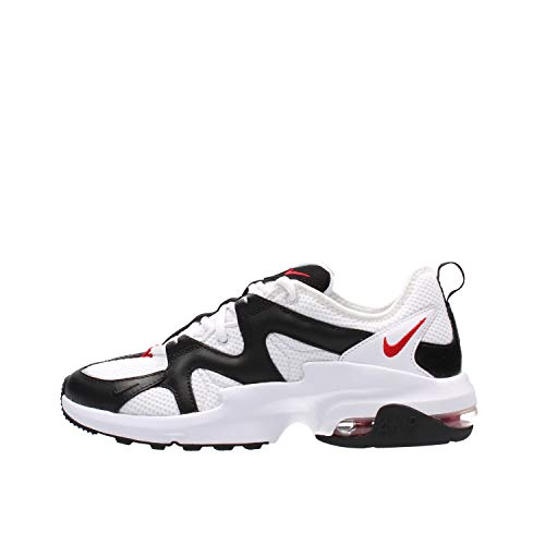 Nike Air MAX Graviton, Zapatillas de Running para Asfalto Hombre, Blanco White Univ Red Black 100, 45 EU