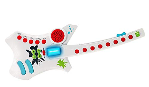 winfun 2058W-nl Richmond Toys Rockin 'Sounds Elektrische Gitarre, Mehrfarbig