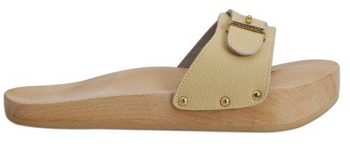 Les sandales minceur Dynastatic De Lanaform permettent de raffermir et tonifier la peau. Elles agissent sur les cuisses et les fesses en diminuant l'effet peau d'orange. (37, CREME)