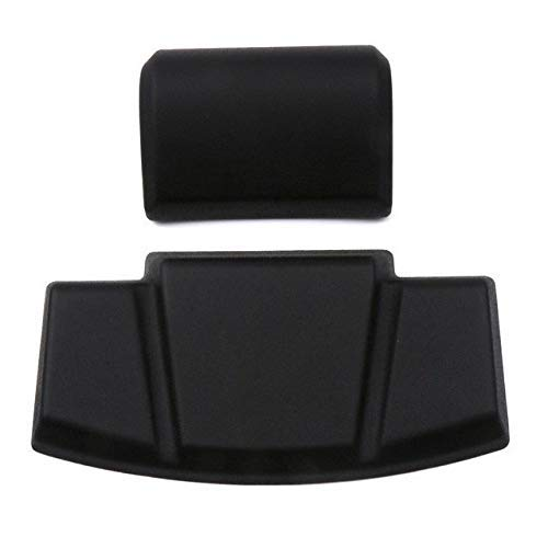 Cover and Mouldings Rear Tail Luggage Storage Trunk Box Case Backrest Cushion Back Rest Pad Fit For BMW G310 R1200 R1200GS /Kawasaki Z900 /Yamaha MT07 (Option a)