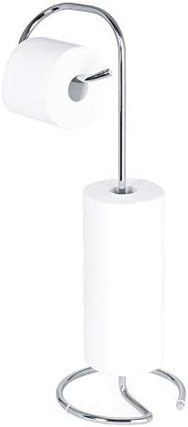 Better Living Products 54574 LOO Toilet Tissue Caddy Chrome product image