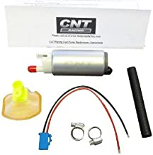 Intank Fuel Pump for Kawasaki Ninja ZX-10R ZX1000/ZX-14 ZX1400/ZX-6R ZX636/ZX-6RR ZX600 EFI (2004-2007) Replaces 49040-0004, 49040-0014, 49040-0007