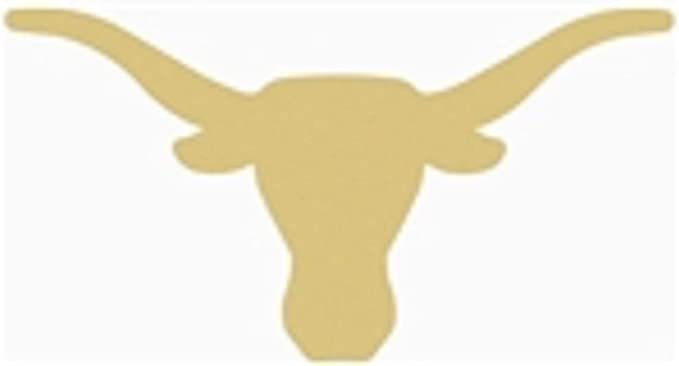 Longhorn Cutout Unfinished Wood Texas Cattle Ranch Steer Cow Horns Mdf Shape Canvas Style 1 6