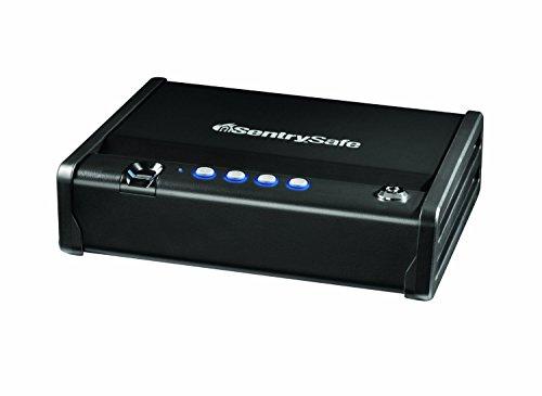Sentry Biometric Handgun Safe
