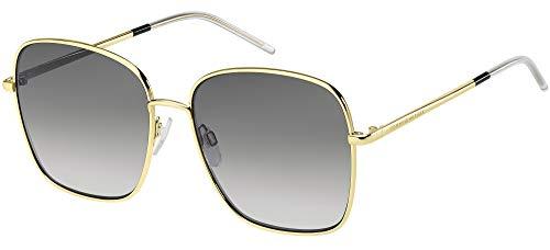 Tommy Hilfiger Gafas de Sol TH 1648/S Gold/Grey Shaded 58/16/140 mujer