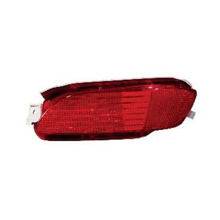 For Lexus RX 330 2004-2006/RX 350 2007-2009/RX 400h 2006 2007 Rear Side Marker Light Assembly Passenger Side DOT Certified LX2861102N