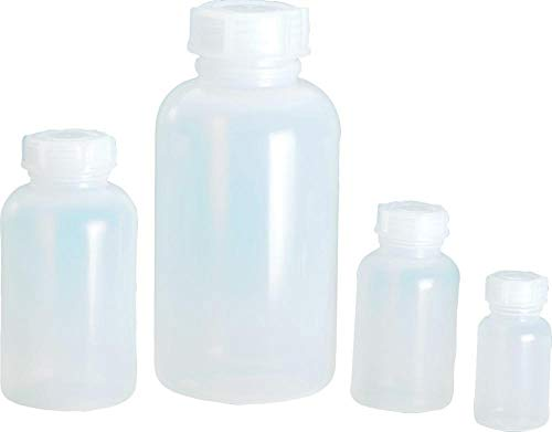Preisvergleich Produktbild Hünersdorff 420200 Weithalsflasche 100ml naturfarben