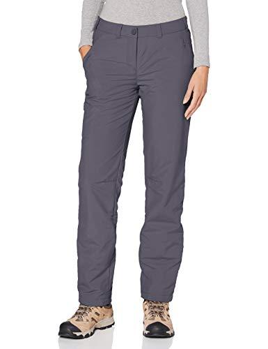 Schöffel Santa Fe W Pantalon Femme, Ebony, FR : 2XL (Taille Fabricant : 46)