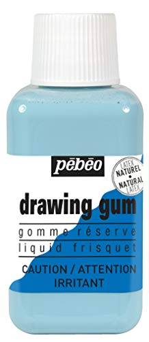 Pebeo PE372000 Drawing Gum 250ml, 250 ml