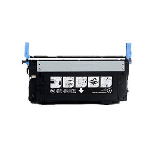 YXYX Compatible para HP Q5950A Reemplazo de Cartucho de tóner para HP 4700 4730 Impresora Tinta Tinta Tinta Tinta Cartucho de Tinta Láser Conductores de Tambor de Tambor, Black