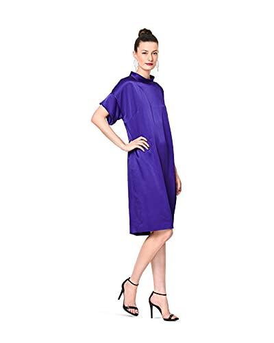 Burda 6131 Schnittmuster Kleid (Damen, Gr. 34-44) Level 2 leicht