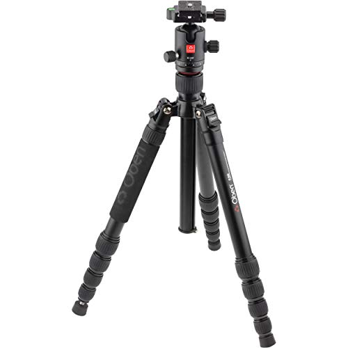 Oben AT-3586 Aluminum Tripod and Triple Action BZ-226T Ball HEA