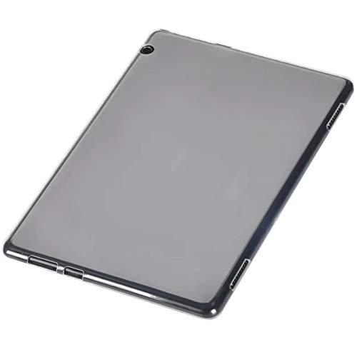 Schutzhülle für Huawei MediaPad M5 Lite mit 10.1 Zoll Hülle Slim Case Cover Ultra Dünn Stoßfest Klar - 2