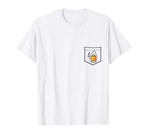 Gudetama Ugh Pocket T-Shirt