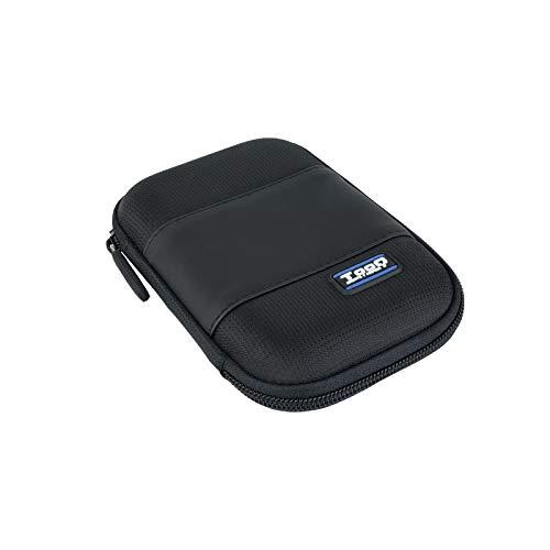 """Tooq TQBC-E2501 - Funda Protectora para Disco Duro 2.5"""" Resistente a Golpes (16x11.5x4.5 cm), para Carcasas Tooq 2.5"""", Color Negro"""