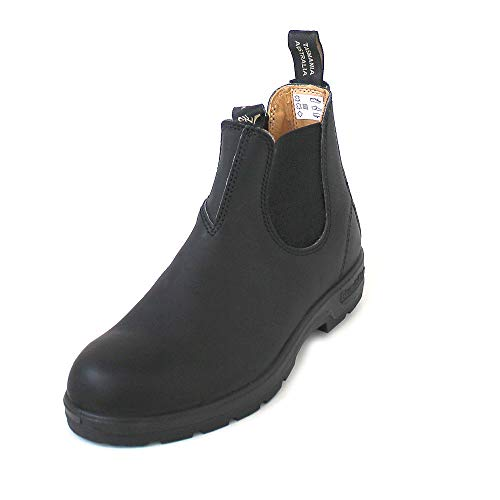 Blundstone Unisex Super 550 Series Boot,Black,6 UK/7 M US/9 B(M) US