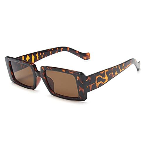 DLSM Pequeñas Gafas de Sol Vintage Plaza Mujeres Hombres Hombres Mirror Gafas de Sol Pesca Gafas de Golf Montañismo Deportes al Aire Libre Gafas de Sol-C3