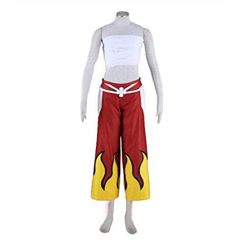 Sunkee Fairy Tail Cosplay Erza Scarlet Kostüm, Größe S ( Alle Größe Sind Wie Beschreibung Gesagt, überprüfen Sie Bitte Die Größentabelle Vor Der Bestellung )