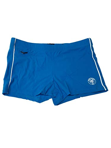Marc O'Polo Herren Badehose Bade-Shorts Badeshorts - 146442, Größe Herren:M, Farbe:Aquarium