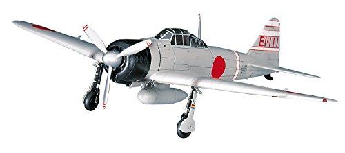 Mitsubishi A6M-3 Zero Type 21 1-48 by Hasegawa