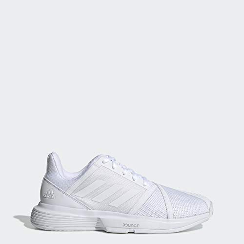 adidas Women's Courtjam Bounce Tennis Shoe