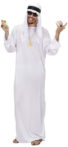 WIDMANN Arab Sheik (S) (Tunic Headdress)