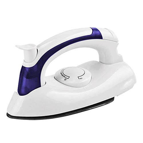 Best Prices! Steam Iron for Clothes, 700W Foldable Portable Anti Scale High Pressure | Advanced Tefl...