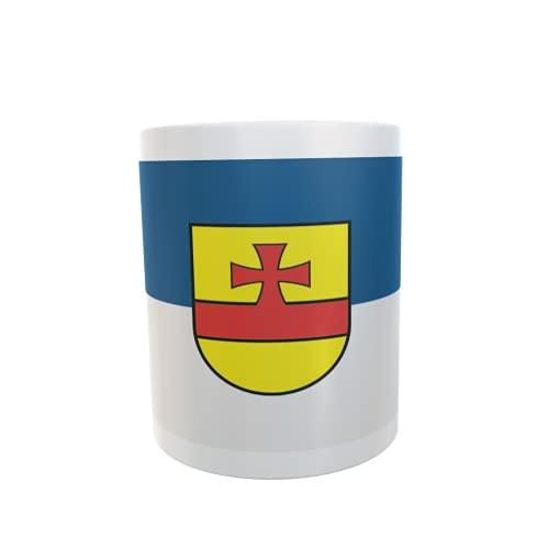 U24 Tasse Kaffeebecher Mug Cup Flagge Meppen