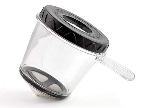 Senya SYBF-CM013-SP2 infuseur, Compatible avec la Machine à thé Tea Time, Noir
