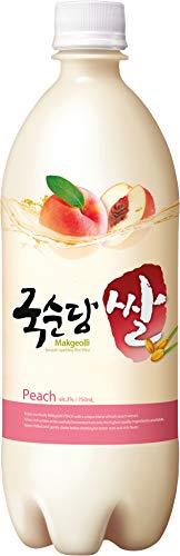 KOOKSOONDANG Makgeolli Pfirsich, 3% vol (1 x 750 ml)