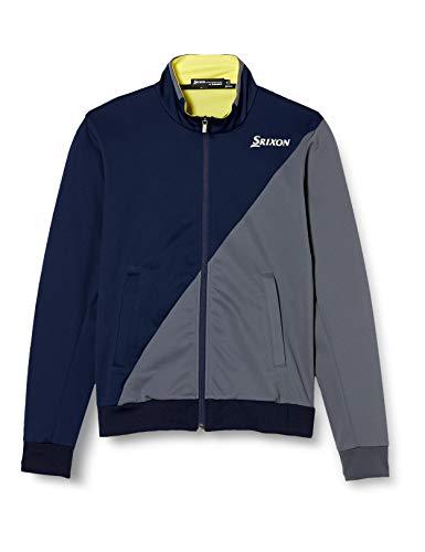 [スリクソン] ジャージージャケット RGMNJL50 メンズ NV00(ネイビー) 日本 M (日本サイズM相当)