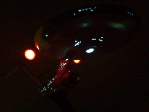 Effekt LED Beleuchtungsset für Star Trek Enterprise Bausatz 1/600 von Revell (Admiral)
