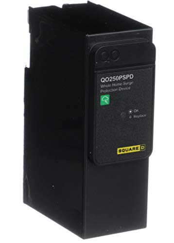 Square D by Schneider Electric QO250PSPD QO Plug-On Neutral Whole House Surge...