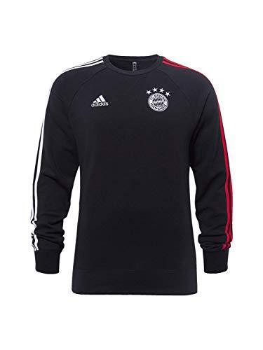 FC Bayern München Teamline Sweatshirt schwarz, M