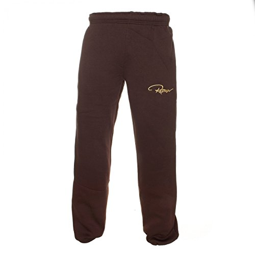 Redrum Jogging Plain Pant Hose, Größe:S;Präzise Farbe:Braun