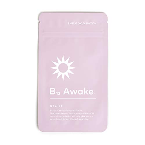 B12Awake Patch: Plant Based Transdermal Patch