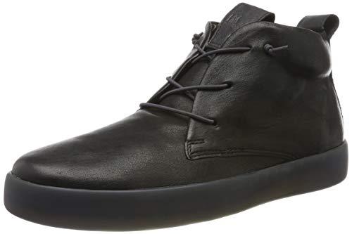Think! Herren JOEKING_585646 Hohe Sneaker, Schwarz (Sz/Kombi 09), 43 EU