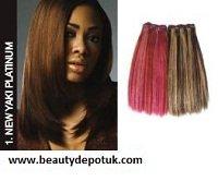 Premium Now HH New Yaki Platinum Weave 12 en couleur 1