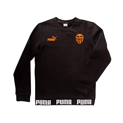 PUMA Valencia CF Urban Culture 2019-2020 Niño, Sudadera, Black