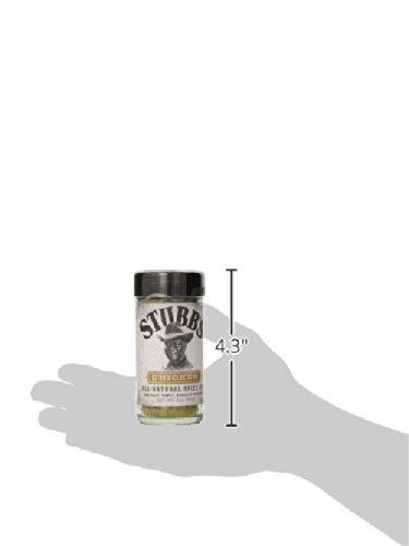 Stubb's Chicken Rub, 2 oz