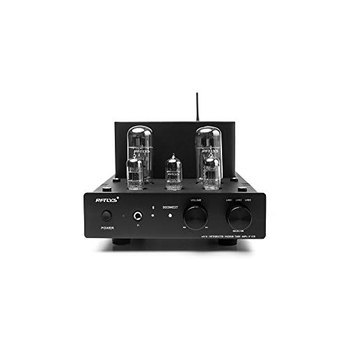Find Discount RFTLYS EA1A Headphone Amplifier & Integrated Amp Wireless Bluetooth EL34 Tube Class A ...
